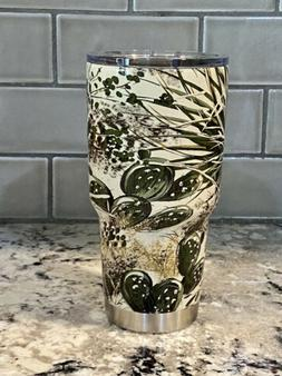 Yeti 20 oz Hydro Dipped Painted TEXAS FLAG Game Guard Camo D