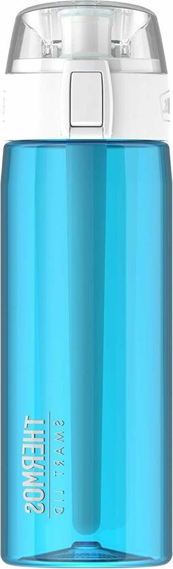 Thermos® Connected Hydration Bottle with Smart Lid Teal