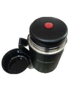 Cookinex Vacuum Stainless Steel Food Jug Flask Jar Wide Mout