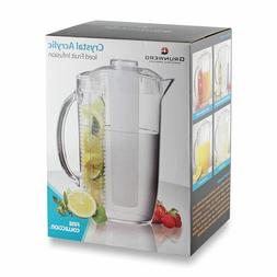Grunwerg Fruit Iced Infusion Infuser Water Jug Pitcher Juice