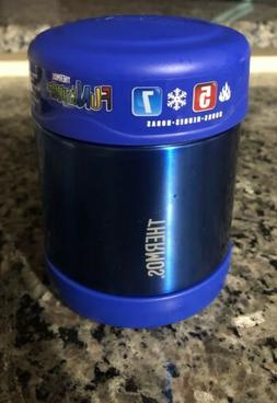 Thermos Funtainer 10 Ounce Food Jar, Blue New