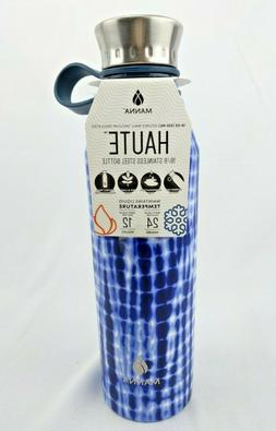MANNA Haute 18oz Bottle Double Wall Vacuum Insulated Stainle