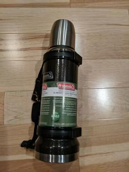Coleman Heavy Duty Stainless Steel Vacuum Bottle Thermos 1.2