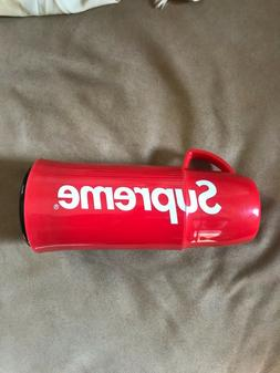SUPREME HELIOS THERMOS RED BRAND NEW