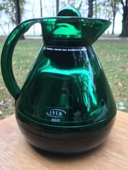 ALFI Insulated Carafe Green Lovegrove and Brown London Therm