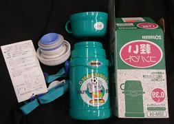 Authentic Zojirushi Japan Vacuum Insulated Thermos Bottle Co