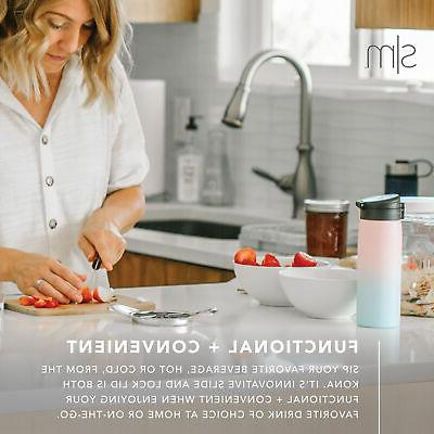 Simple Modern 16oz Travel Mug Tumbler - Thermos Coffee
