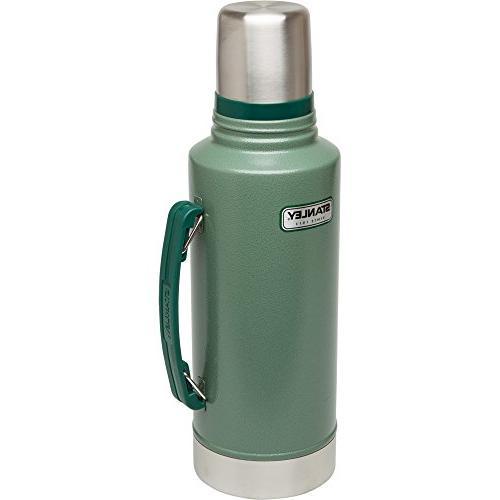 Stanley Vacuum Bottle 2QT Hammertone