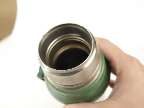 Stanley Thermos Steel Liter EN12546