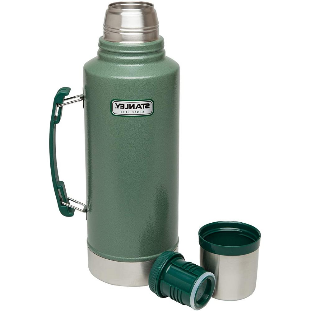 Stanley Classic Bottle Stainless Steel Green