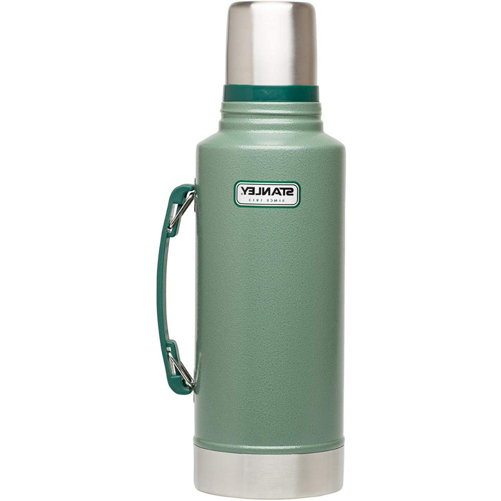 Stanley Vacuum Thermos Bottle Green 1.1
