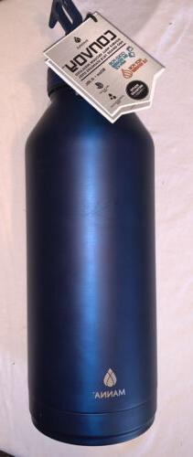 MANNA CONVOY 80 Oz. Stainless Steel Insulated Thermos Bottle