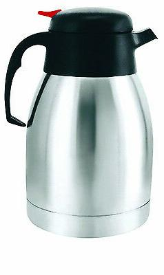 DOUBLE WALL Stainless Steel Coffee Tea THERMOS Vacuum insula