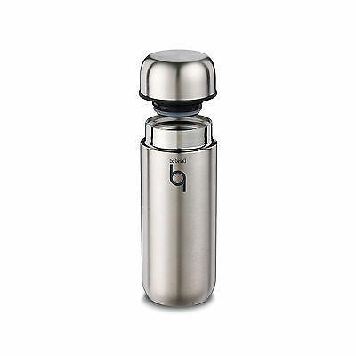 drinkpod 200ml 7oz stainless steel vacuum flask