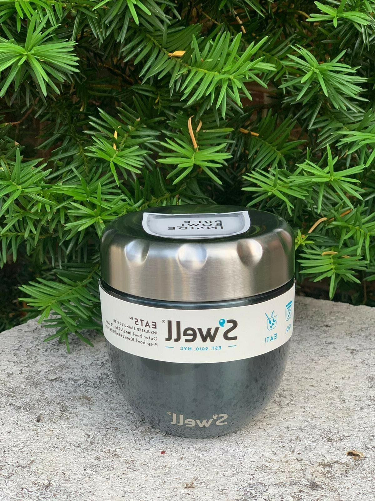 food container dual food bowl thermos vacuum
