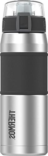 Thermos 24 Ounce Hydration Bottle, Stainless Steel
