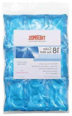 THERMOS IP5018 Ice Mat 18 Cube,Blue