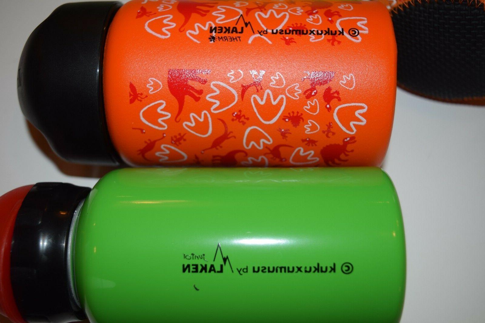 Laken Kukuxumusu Water Bottle; Mouth