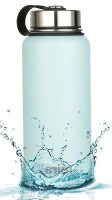MIRA Vacuum Stainless Steel Bottle, Blue