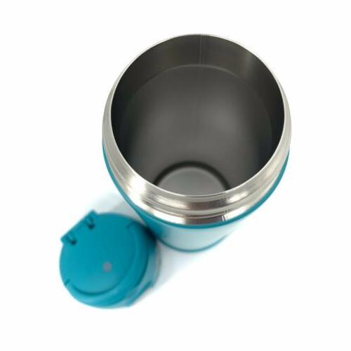 THERMOS Bottle 16oz. Steel Spout Aqua