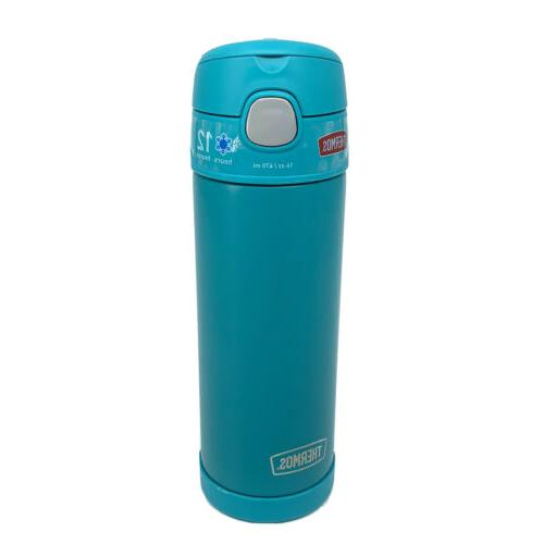 new funtainer water bottle 16oz insulated stainless