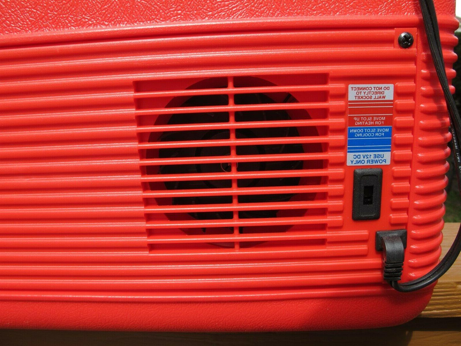 New w/Box Portable Cooler Warmer 5232