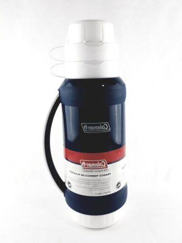 nwt insulated plastic vacuum thermos bottle 1