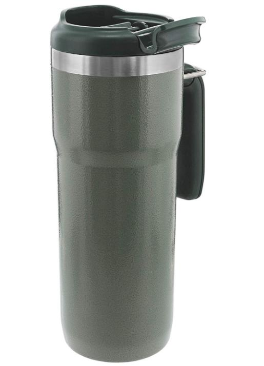 Portable Twin Lock Travel Mug Stanley Wall Thermos W Handle