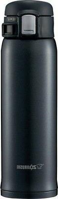 Zojirushi SM-SD48°BC Stainless Thermos Mug Bottle Silky Bla