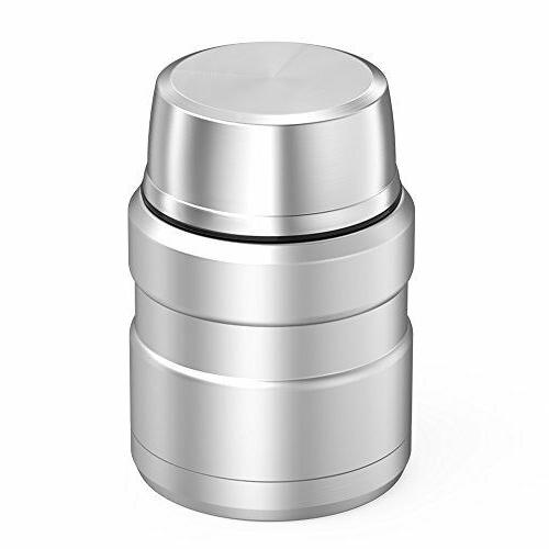 Thermos Stainless 16 Ounce Jar with Folding