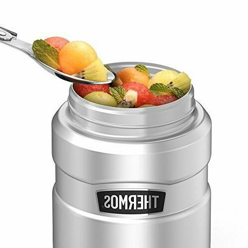 Thermos Ounce Folding Spoon Stainless Steel