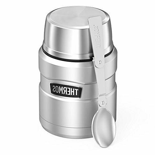 Thermos King Ounce Food Folding