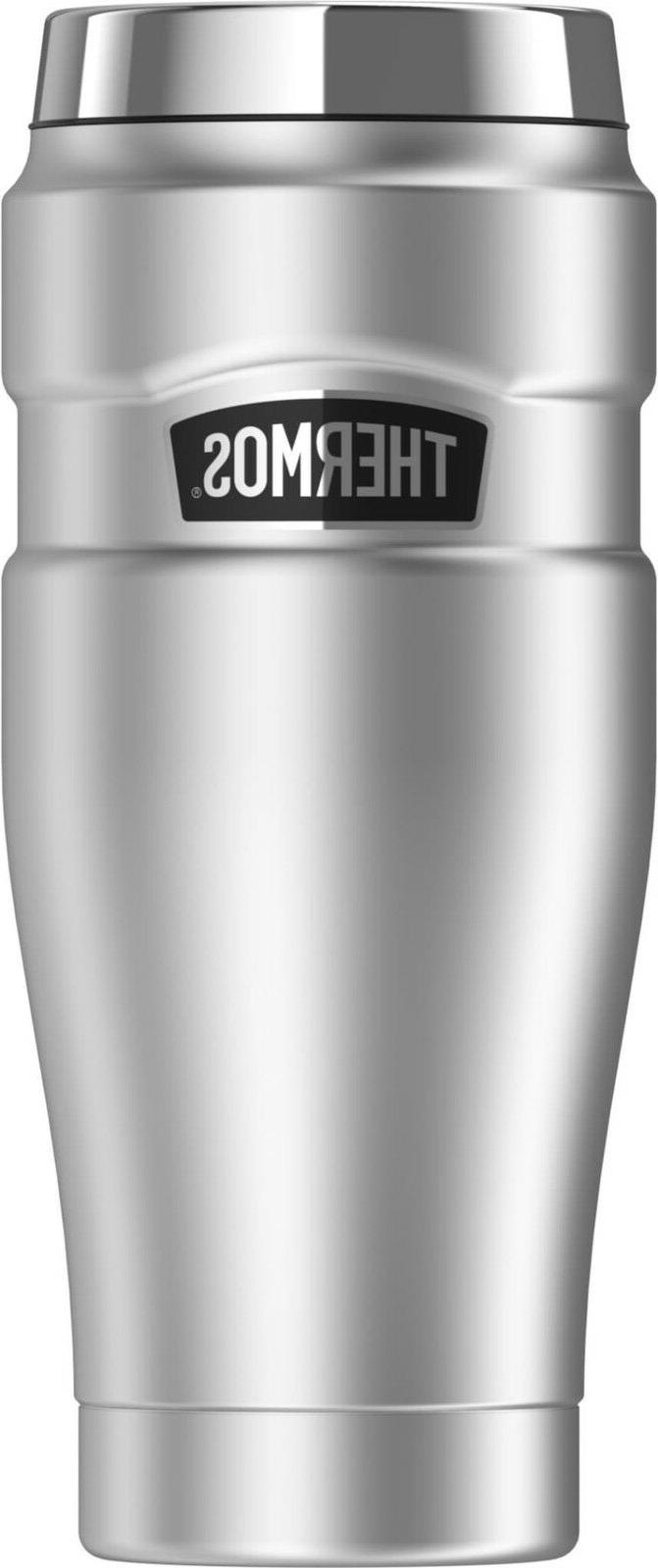 Thermos Stainless Insulated Tumbler Mug Cup OZ