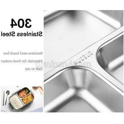 Stainless Steel Lunch Food Container