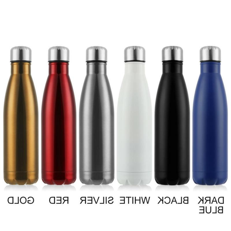Stainless Thermoses Water Bottle Drink Kitchen &