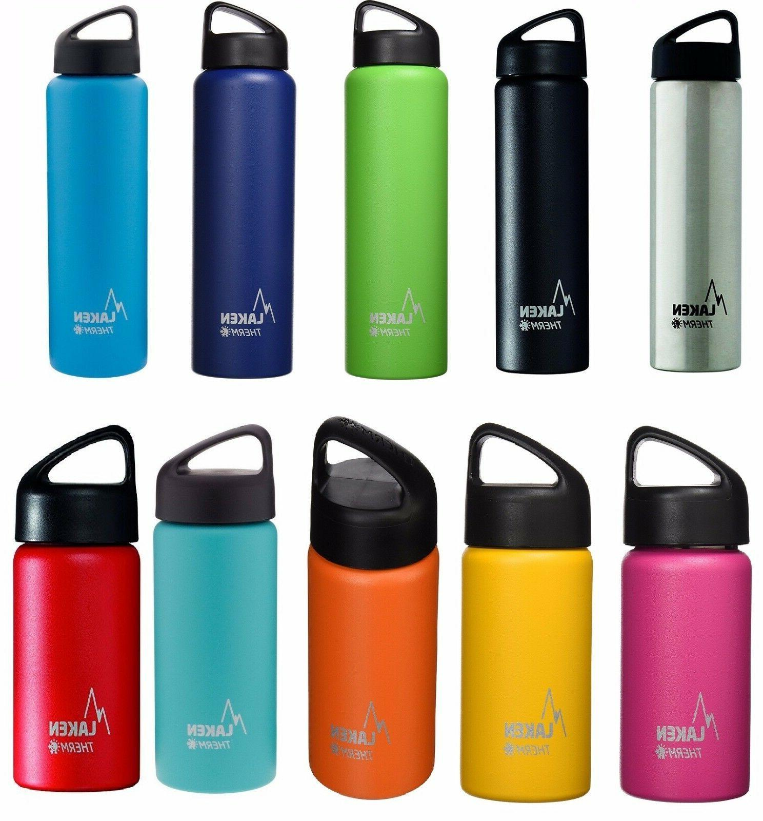 thermo classic vacuum insulated stainless steel water