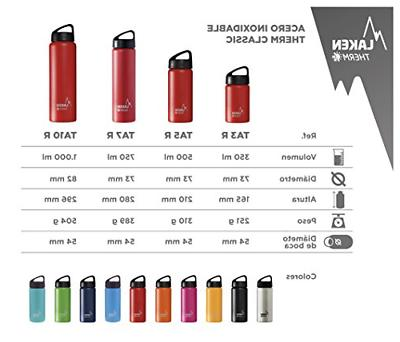 Insulated Steel Mouth Water Bottle