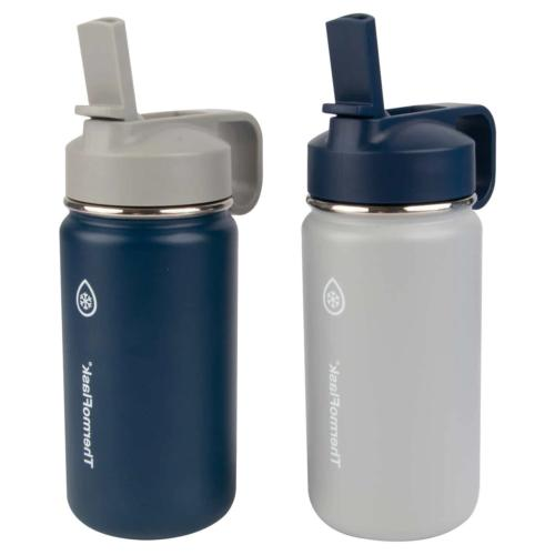 Thermoflask Stainless Steel Insulated Water Bottle, BPA