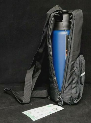 Stainless Bottle Wide Mouth w/