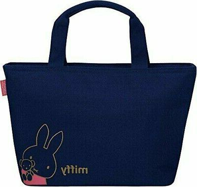 thermos insulated lunch bag 4l miffy rdu