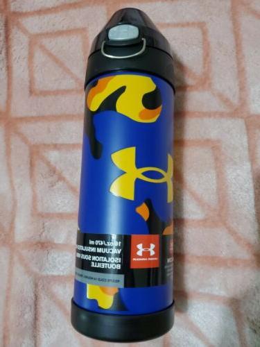 under armour vacuum bottle water 16 oz