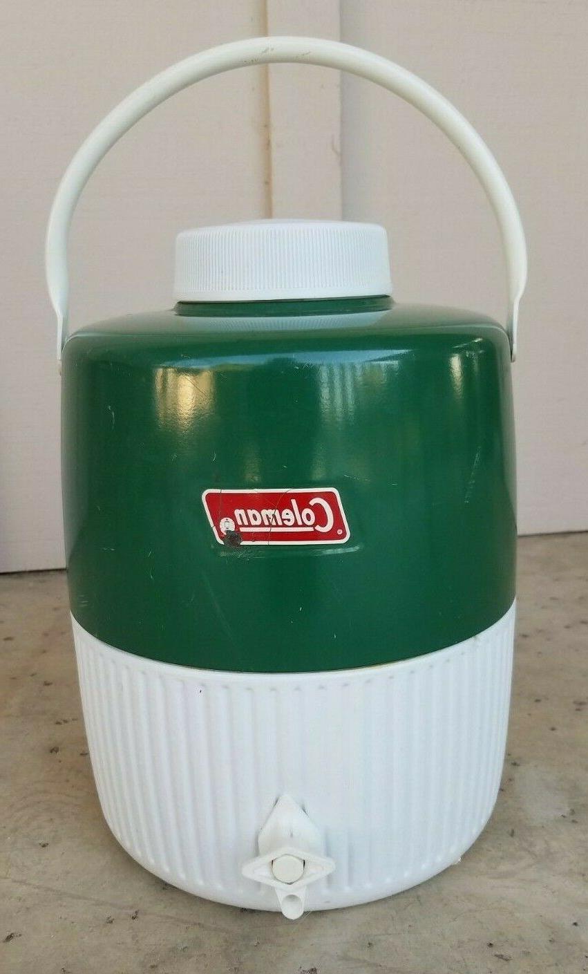 vintage jug thermos cooler 2 gal usa