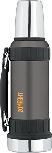 Thermos Series Vacuum Insulated Bottle 40 Gray