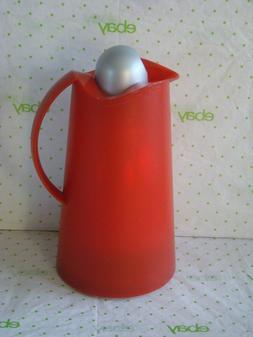 Alfi La Ola Red Carafe Design Julian Brown London Alfi Germa