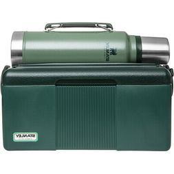 Stanley Lunchbox Cooler Bottle Combo, Green