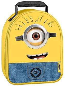 Minions Despicable Me 3 Thermos Tombstone Lunch Box DM3