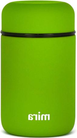 MIRA Lunch, Food Jar - Vacuum Insulated Stainless Steel Lunc