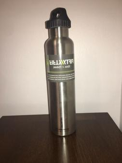 New Fifty Fifty 25 oz Vacuumed Insulated Water Bottle Thermo