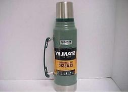 NEW STANLEY Classic Vacuum Bottle Thermos 1.1 Quart Stainles