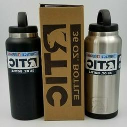 New RTIC Coolers 36oz Double Wall Vacuum Insulated Thermos B